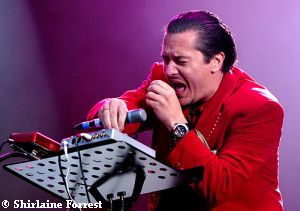 Mike Patton at Download 2009