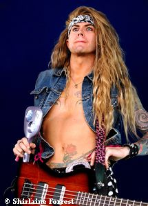 Steel Panther at Download 2009