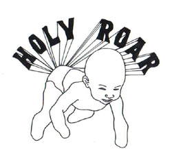 Designer Label: HOLY ROAR RECORDS - Dan Jones