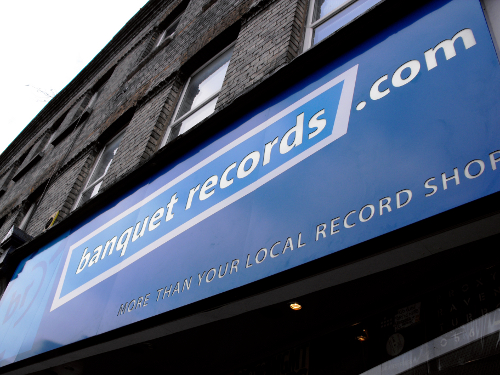 KINGSTON CALLING: How Banquet Records Beat The Crunch - Dan Jones