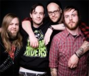 Cancer Bats announce support for Autumn tour - Ruth Midget